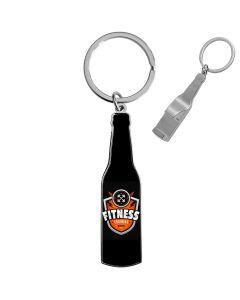 porte clés publicitaire décapsuleur bouteille